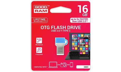 Goodram OTG Flash Drive 16GB