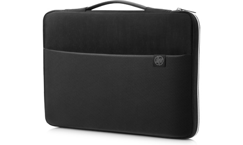"HP Carry Sleeve 17.3"" Black/Silver"