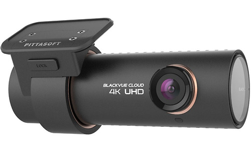 BlackVue DR900S-1CH Premium 4K UHD Cloud Dashcam 64GB