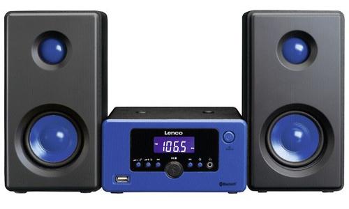 Lenco MC-020 Blue