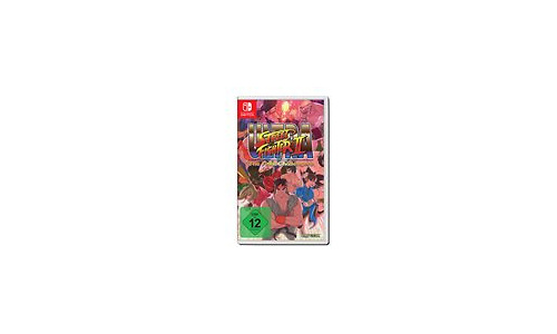 Ultra Street Fighter II: The Final Challengers (Nintendo Switch)