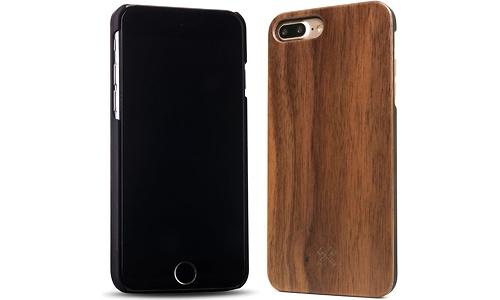 Woodcessories EcoCase-Classic Walnut/Black iPhone SE