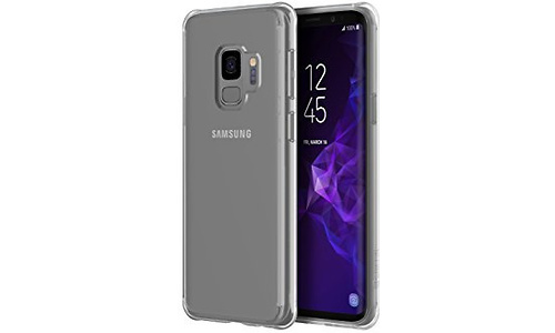 Griffin Reveal Case for Galaxy S9, Transparent