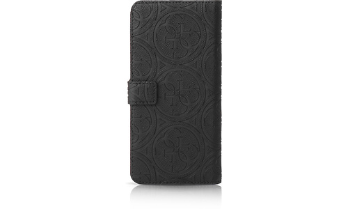 Guess Folio Case for Smartphone, Black