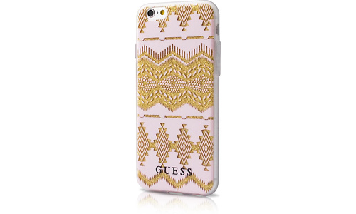 Guess TPU Case Tribal beige For iPhone 6/iPhone 6S