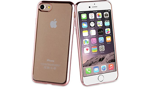 Muvit Life Bling Case Rose Gold For Apple iPhone 7