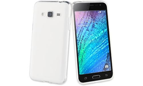 Muvit Transparent Crystal Case, Samsung Galaxy J3 2016
