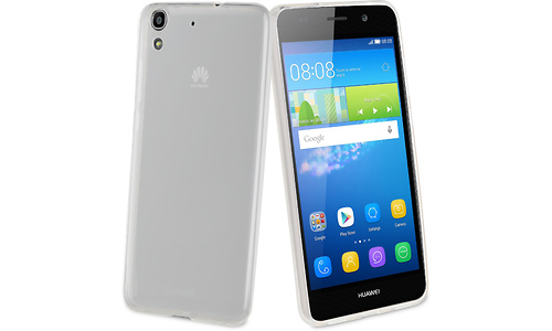 Muvit Crystal Soft Case, Huawei P8 Lite 2017