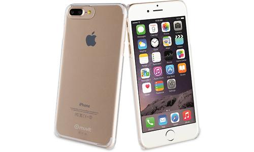 Muvit Transparent Crystal Case For Apple iPhone 7 Plus / 6+ / 6s+
