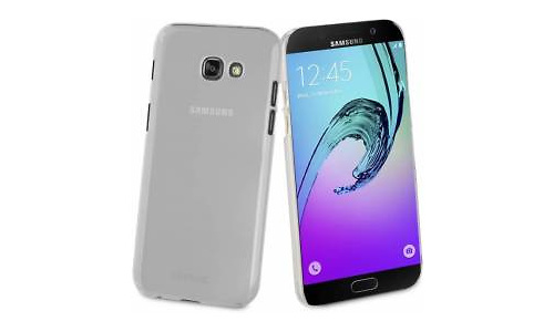 Muvit Case Samsung Galaxy A3 2017, Transparent