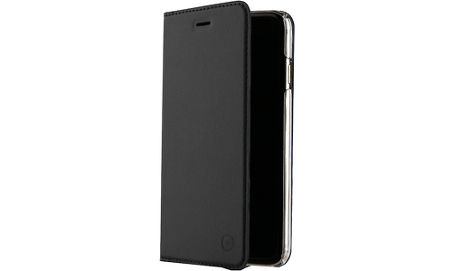 Muvit Leather Black Folio Fit For Apple iPhone 7