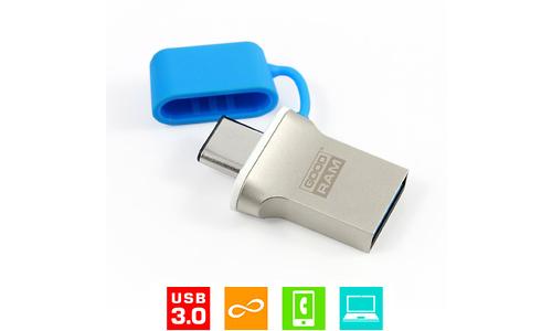 Goodram Dual Type C 3.0 16GB Silver