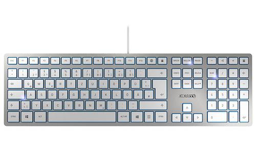 Cherry KC 6000 Slim Silver (DE)