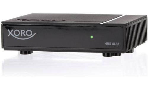 Xoro HRS 8688 Black