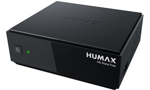 Humax Nano Free Black