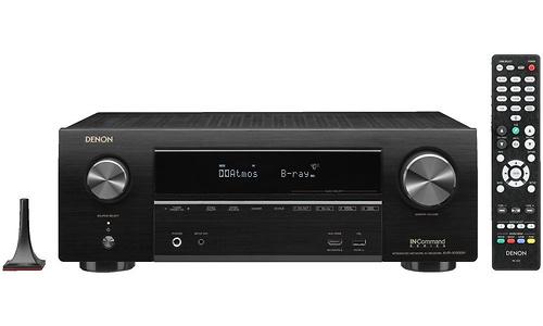 Denon AVR-X1500H Black