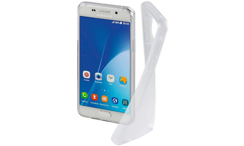 Hama Cover Crystal Galaxy A3 2016 Transparent