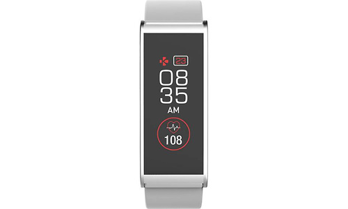 MyKronoz ZeFit4 HR Activity Tracker White