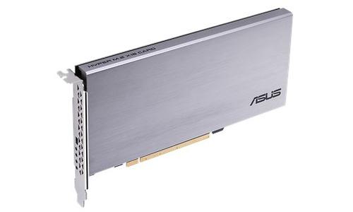 Asus Hyper M.2 PCI-Express x16 Expansion Card