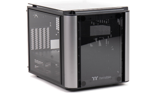Thermaltake Level 20 VT Cube Window Black/Silver