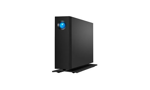 LaCie d2 Professional USB-C 10TB Black