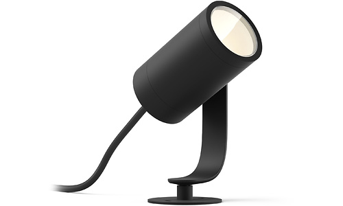 Philips Hue White & Color Ambience Lily Spot Black
