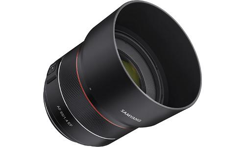 Samyang 85mm f/1.4 AF (Canon)