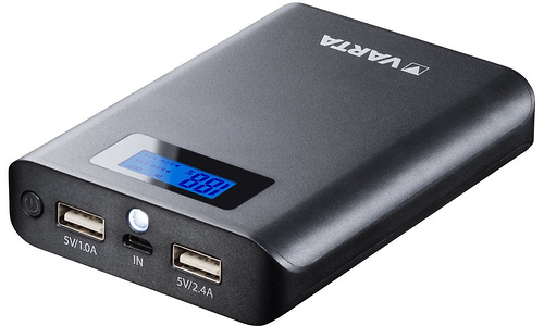 Varta Powerbank 7800 Black