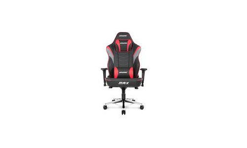 AKRacing Master Max Red