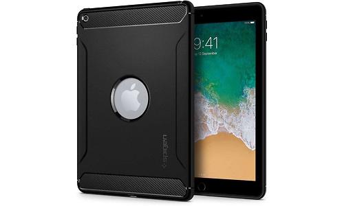 "Spigen iPad 9.7"" Case Rugged Armor Black"