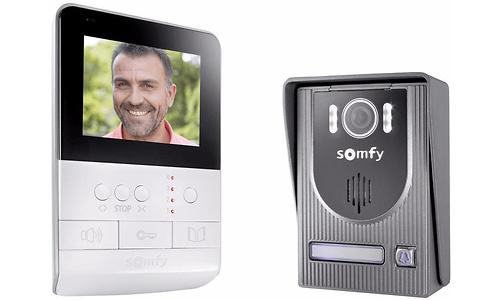 Somfy V100 Black White