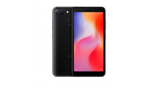 Xiaomi Redmi 6 64GB Black (4GB Ram)