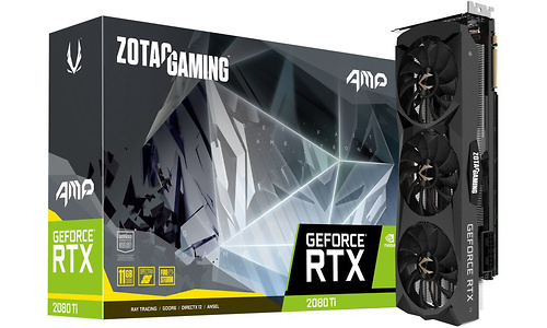 Zotac GeForce RTX 2080 Ti AMP! 11GB