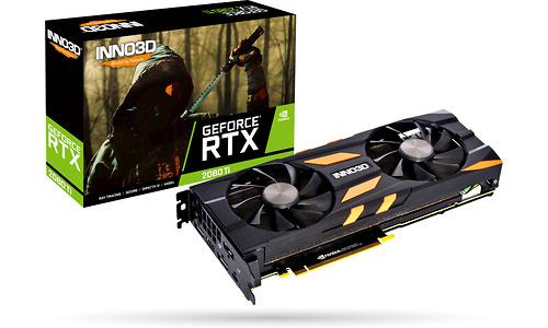 Inno3D GeForce RTX 2080 Ti Twin X2 OC 11GB