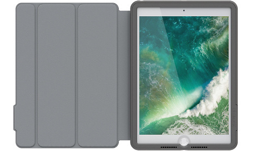 "Otterbox Unlimited iPad Folio Case 5/6th Gen 9.7"" Grey"