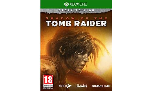Shadow of the Tomb Raider, Croft Edition (Xbox One)