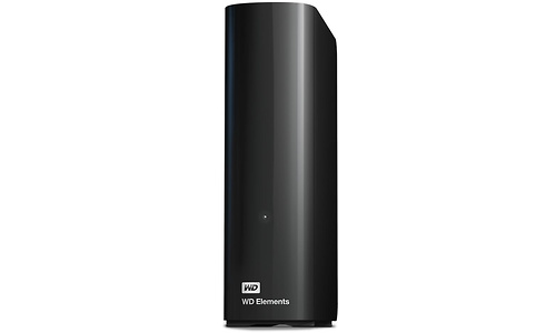 Western Digital Elements 8TB Black
