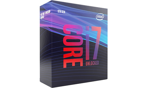 Intel Core i7 9700K Boxed
