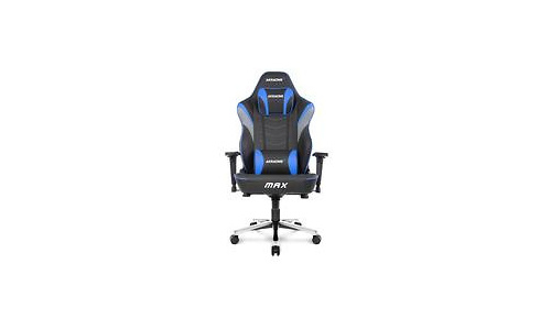 AKRacing Master Max Black/Blue