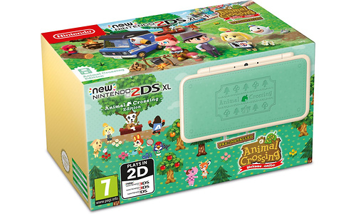 Nintendo New 2DS XL Animal Crossing Edition