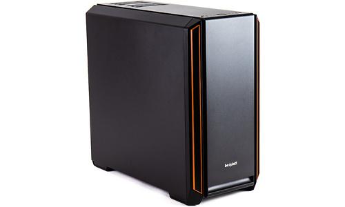 Be quiet! Silent Base 601 Black/Orange