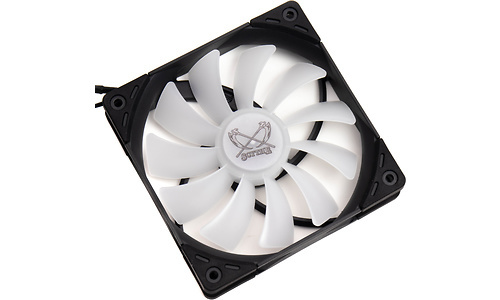 Scythe Kaze Flex RGB 120mm 800rpm PWM Black