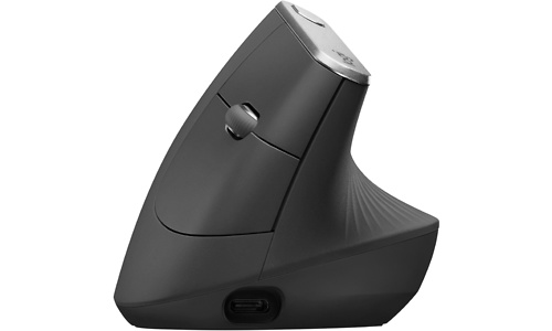 Logitech MX Vertical Advanced Ergonomic Black