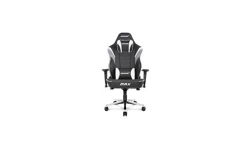 AKRacing Master Max Wide White