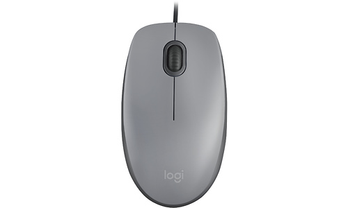 Logitech M110 Silent Grey