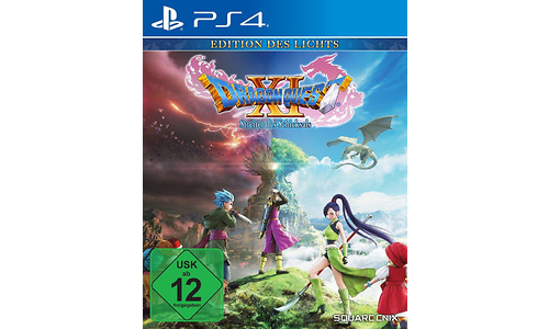 Dragon Quest XI: Echoes of an Elusive Age (PlayStation 4)