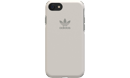 Adidas Dual Layer Hard Cover Case for iPhone 7 Taupe