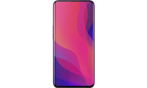 Oppo Find X 256GB Red