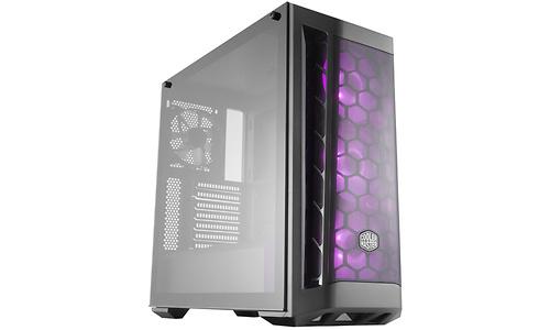 Cooler Master MasterBox MB511 RGB Window Black