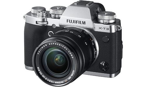 Fujifilm X-T3 18-55 kit Silver